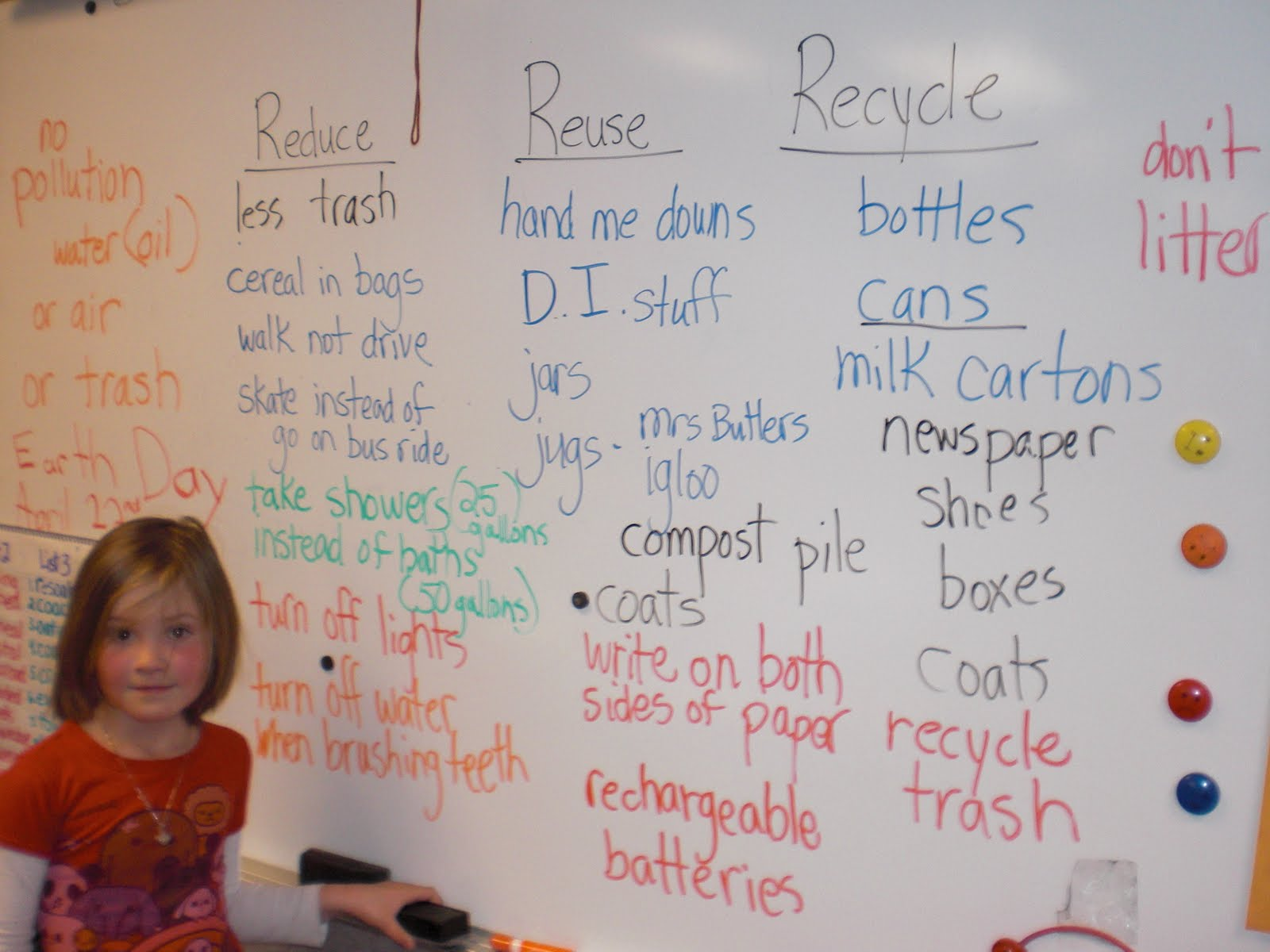Patties Classroom Earth Day Hooray Let S Recycle