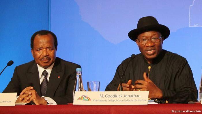 nigeria cameroon presidents