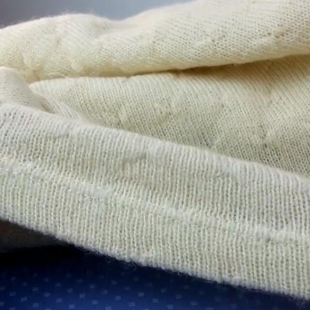 6c040b7c5dd0b O! Jolly! Crafting Fashion  How to Sew a Sweater Knit Hem with a ...