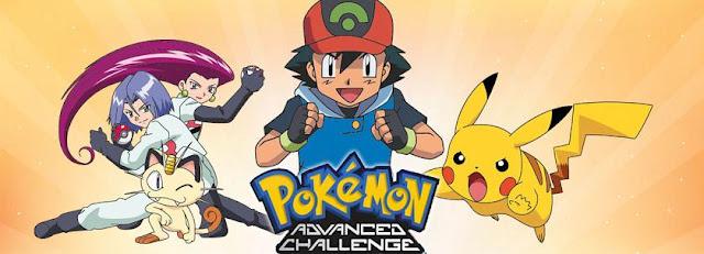 (Hungama TV) Pokémon: Advanced Challenge All HINDI Episodes