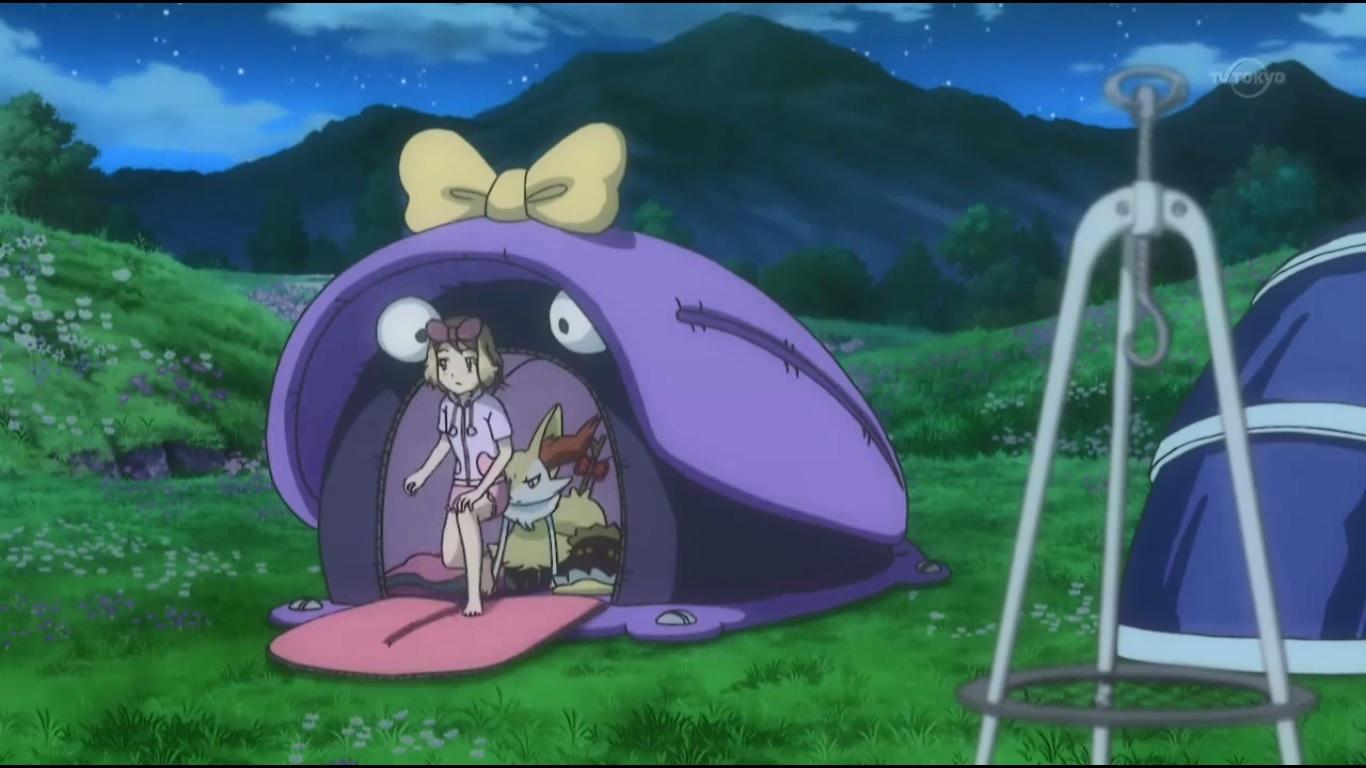 Anime Feet Pokemon Serena 3
