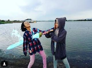 Download Aplikasi Meitu - Efek Pedang Goblin Keren 2017