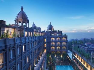 GH Universal Hotel Hunian Elit dengan Konsep Erofa Moderen dan Greek-Persia