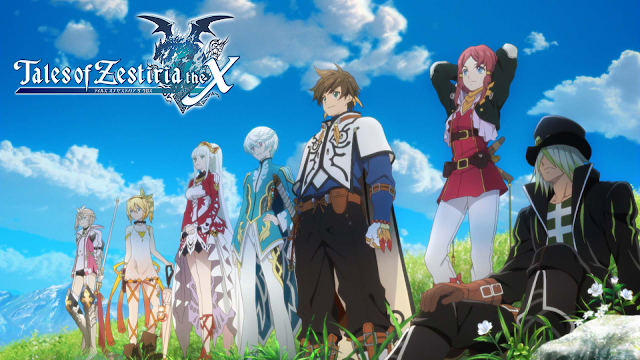 Tales of Zestiria the X 25/26