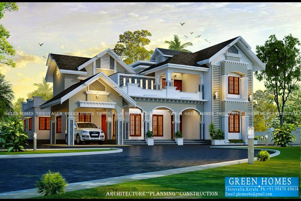 Green homes for Green home