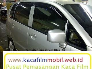 Pasang Kaca film mobil Suzuki Splash