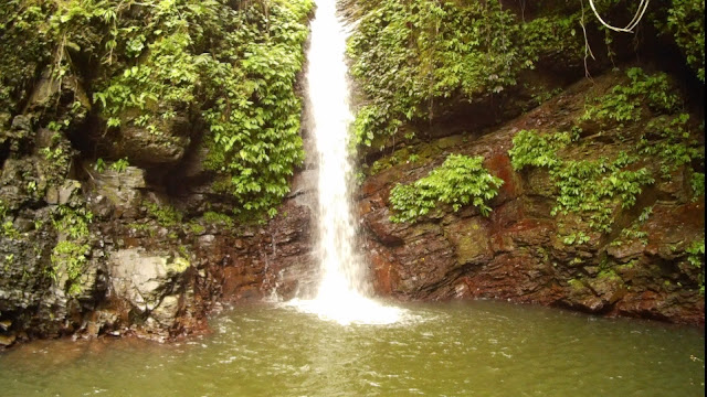 Biliran wyspa wodospadów