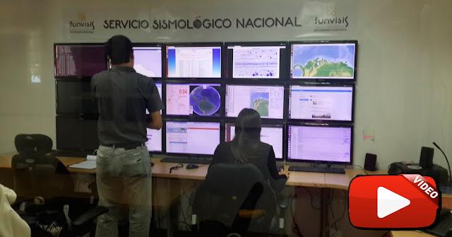 Fuerte Sismo se sintió en valencia y está relacionado con el nuevo volcán