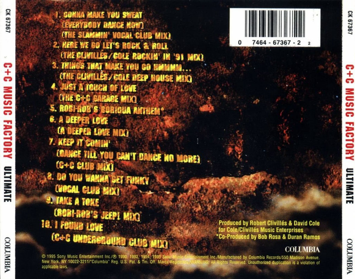 Missing Hits 7: C+C MUSIC FACT...