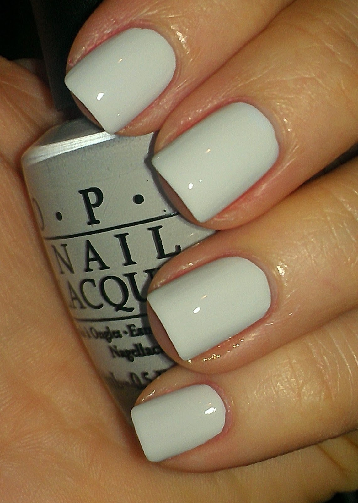 Hard Lacquer: OPI My Boyfriend Scales Walls