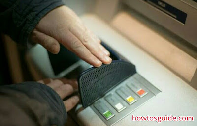 safeguarding your ATM card