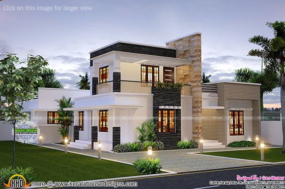 Cute contemporary home