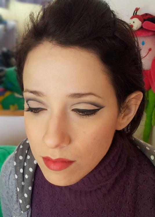 Preferenza Trucco da sera per occhi piccoli | Make up Pleasure PJ25