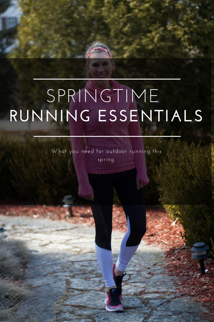 Spring Running Essentials