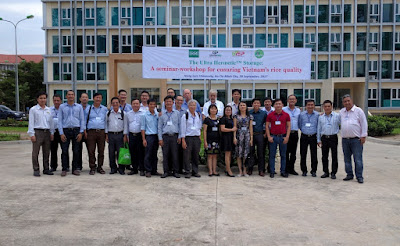 IRRI, GrainPro introduce advanced hermetic rice storage tech in Vietnam