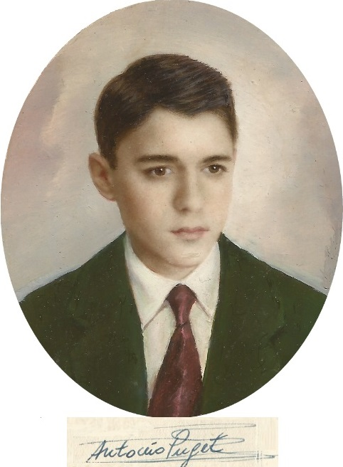 El ajedrecista Antoni Puget i González