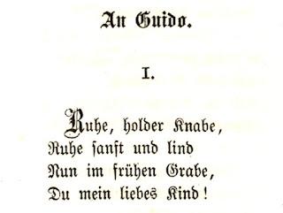 Mathilde Wesendonck: An Guido I.