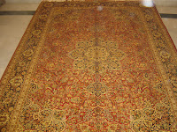 handmade silk carpets and rugs