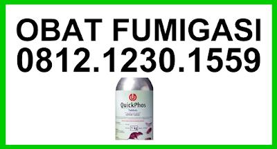 Obat Fumigasi Phostoxin
