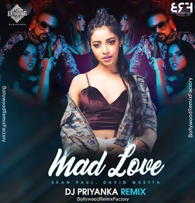 Mad Love (Remix) - DJ Priyanka