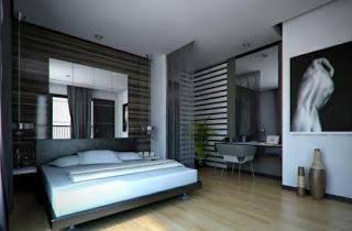 Dormitorio para joven soltero