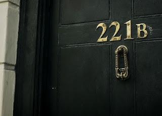Sherlock Holmes 221b Baker Street