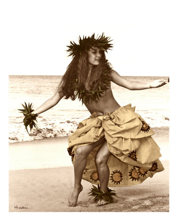 Vintage Hula 109
