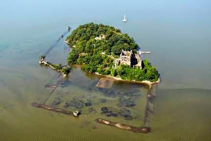 Rare Arts New York Bannerman Castle Pollepel Island