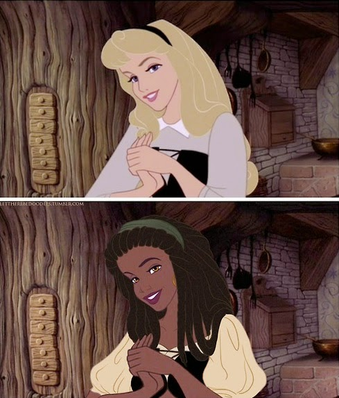 Black Disney Princess