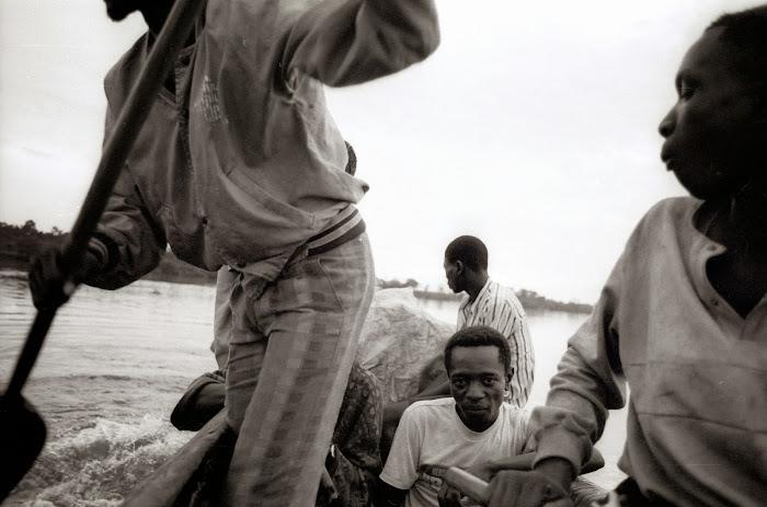 RDC, Zaïre, Lokutu, © L. Gigout, 1991