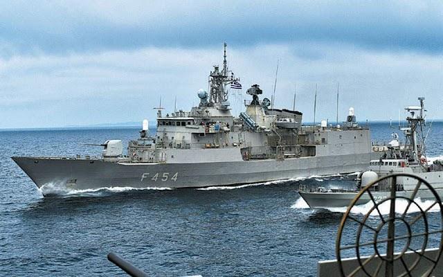 Εγρήγορση ΕΔ σε θαλάσσια σύνορα και στη μεθόριο-Αμετάβλητη η κατάσταση στο τουρκικό στόλο