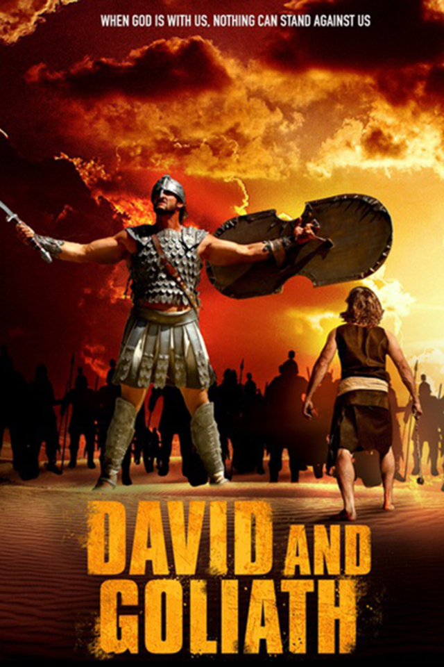 Movie David and Goliath (2016)