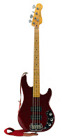 Glenn Hughes Owned and Used 1981 Bass Guitar