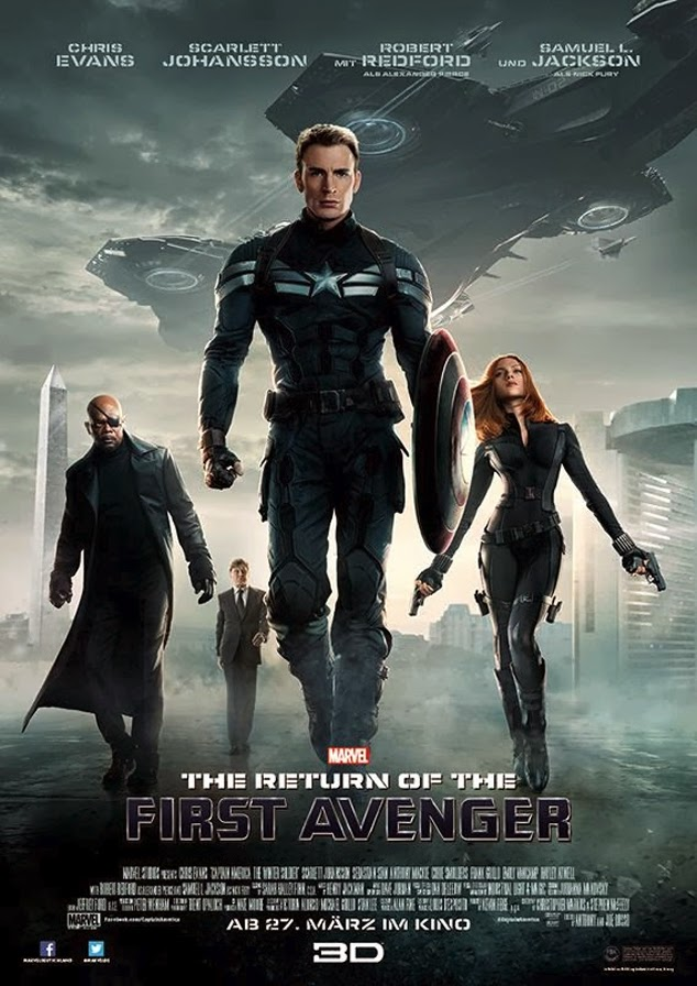 Captain America: The Winter Soldier (2014) {Hindi-English}-Bluray || 480p [400MB] || 720p [2GB] 1080P [3GB]