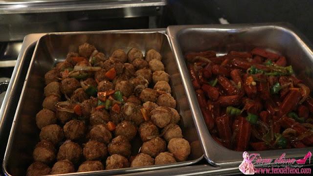 Buffet Ramadhan di A&J Burger Grill