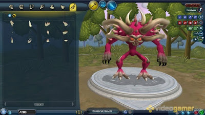 Spore: Creepy & Cute Parts Pack Game