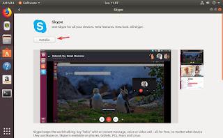 Tasto installa ubuntu