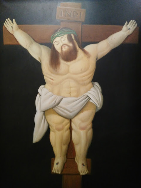 Mostra di Botero al Vittoriano-Roma