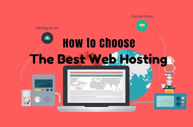 8 Tips Memilih Hosting Terbaik Untuk Website Anda