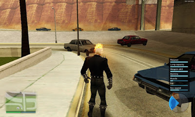GTA Sanandreas Ghost Rider Mod Free Download For Pc - Latest