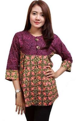 Baju Batik Santai Untuk Anak Muda