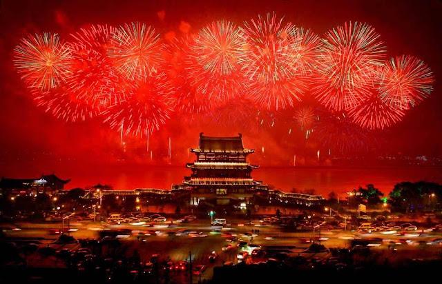 Año nuevo chino 2017, año nuevo del gallo