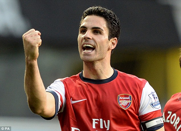 Arteta would prove to be a great signing for the Gunners, and another shrewd piece of business from Wenger, who showed great faith in him.  It is therefore fitting that seven years on Arteta is the favourite to succeed Wenger at Arsenal, and take the reins from the Frenchman after his 22-year tenure.  Much has been made of Arteta being strongly linked with the job, with Arsenal fans both for and against the idea of hiring an untried boss.  But comments the Spaniard made in 2011, shortly after signing for Arsenal, in someway shed light on his vision for the future of the club.