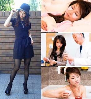 ageless beauty secrets mazako mizutani