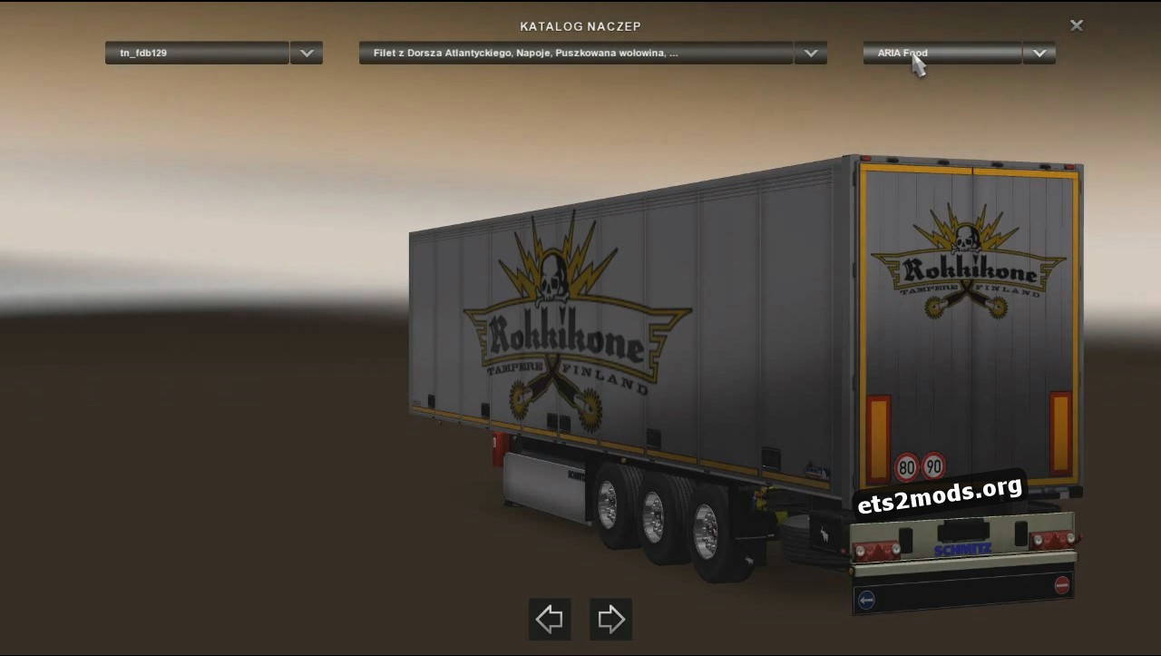 Fridge Trailers Pack