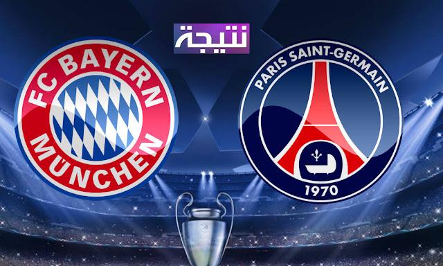 موعد مباراة بايرن ميونخ وباريس سان جيرمان Bayern Munich and Paris St Germain اليوم الثلاثاء 5-12-2017 دوري أبطال أوروبا وتشكيل الفريقين والقنوات الناقلة
