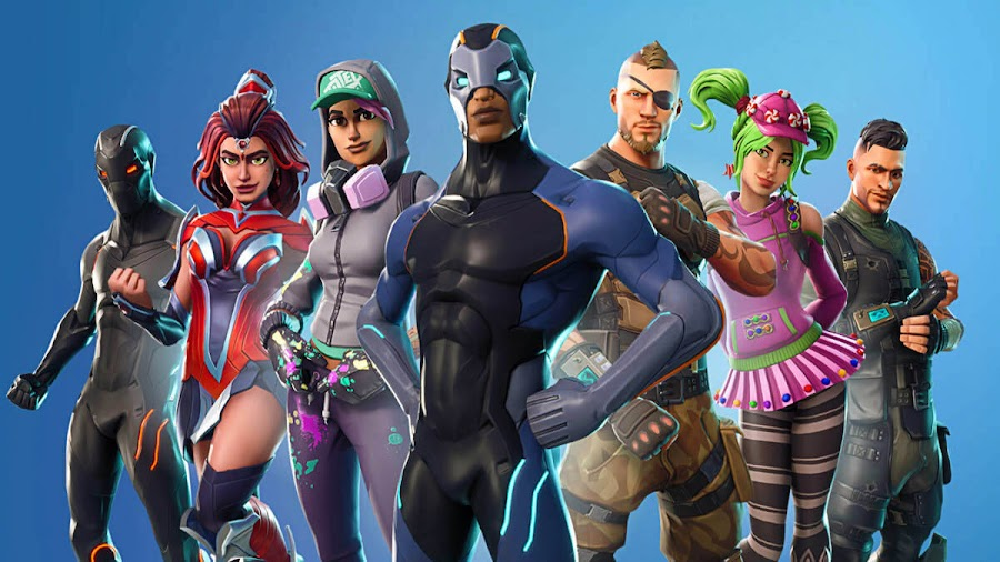 fortnite season 4 battle pass cosmetics