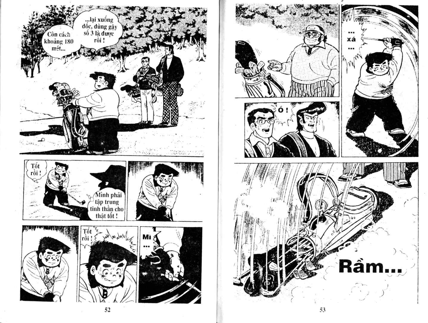 Ashita Tenki ni Naare chapter 14 trang 25