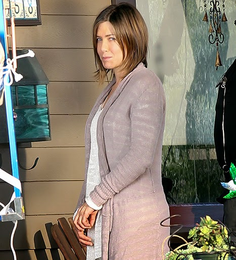 Jennifer Aniston gained weight... here's how and why