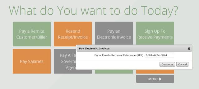 remita-electronic-invoice